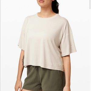 Ease of it all short sleeve